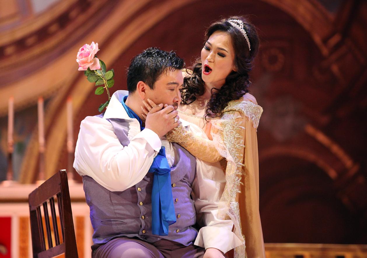 Бурятский театр оперы и балета фото